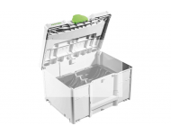 Systainer 3 FESTOOL SYS-STF D150 - Rangement d'abrasif - 576785