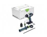 Perceuse-visseuse sans fil TDC 18/4 I-Basic Quadrive FESTOOL - 575601