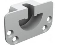 PLATINE ENCASTRABLE DIAM. 35MM REF 22 POUR CADETTE-TUBEL 28-SAF4-BK45