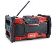 Radio 10.8/18V RD 10.8/18.0/230 FLEX - sans batterie ni chargeur - 484857