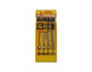 Coffret plastique DEWALT 4 forets SDS-Plus Extreme - Ø 5-6-8-10 - DT9700