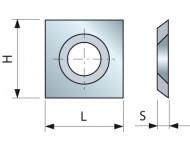 Araseur carré 31° 14x14x2 - F03FH03034 -RG01MAA310