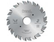 Lame d'inciseur extensible standard FREUD - Ø120 2,8-3,6 AL22 Z12+12 - F03FS02488 -LI16M  AB3