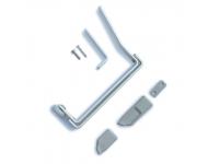 Coordinateur de fermeture gris 9006 - FAPIM - 8535I