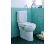 Pack WC au sol GEBERIT Prima - Surélevé avec sortie horizontale -  08311300000201