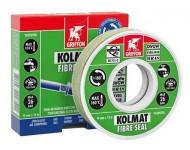Rouleaux bande Kolmat fibre Seal GRIFFON ruban 15m x 12mm - 6300531