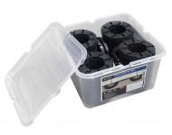 Plots soutènement réglable HEKA Joint 4mm - H14-28 mm - Set 60 pces - 010060