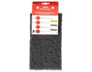 Tampon abrasif grosse fibre HEKA 250x115x22mm - 010171