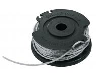 Recharge + Bobine de fil intégrée ART 35 / 8 m Ø 1.6 mm BOSCH - F016800345