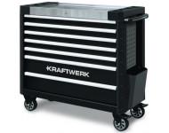 Servante d'atelier Pro-Line P407L EVA KRAFTWERK 308 pièces - 3935NG-4940