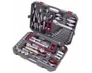 """Coffret d'outils universel Basic-Line 1/2"""" 1/4"""" KRAFWERK - 115 pièces - 204.105.600"""