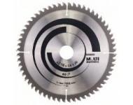 Lame de scie circulaire BOSCH Multi Material Ø 30mm - 216X30X2.5 - 2 608 640 446