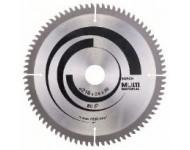Lame de scie circulaire Multi Material Ø 30mm - 216 x 30 x 2,5 mm, 80 - 2 608 640 447