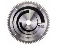Lame de scie circulaire Multi Material Ø 30mm - 260 x 30 x 3,2 mm, 80 - 2 608 641 204