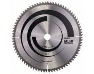 Lame de scie circulaire Multi Material Ø 30mm - 305 x 30 x 3,2 mm, 80 - 2 608 640 452