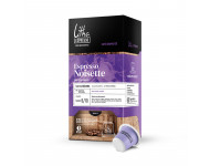 Café espresso Noisette en capsules LITHA - 60 capsules