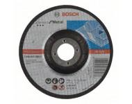Disque à tronçonner BOSCH à moyeu déporté Standard Pour le Métal 125X2.5 MM - Lot de 50 - 2608603160