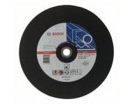 Disque EXPERT à tronçonner BOSCH à moyeu plat Spécial métaux 350X2.8X25.4 MM - Lot de 10 - 2608600543
