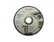 Disque BEST à tronçonner BOSCH à moyeu plat Spécial inox 125X1.0 MM - Lot de 25 - 2608603492