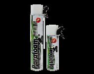 Mousse polyuréthane Parafoam 1K DL CHEMICALS - Tête en bas - Cartouche de 500 ml - Lot de 12 - 0900001N000040