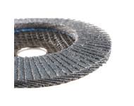 Disque à lamelles Zirconium HERMES - grain 80 - Lot de 10 - 6042427