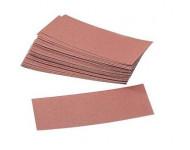 Feuille papier abrasif SF168 HERMES - Grain 220 - Lot de 100 - 6336531