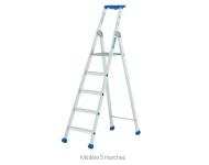 Marchepied Maxibat TUBESCA - 4 marches - 1m69 - 2375104