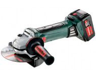 Meuleuse METABO - W 18V LTX 150 Quick 2 x 5,2 Ah Li-Power, ASC 55, coffret - 600404650