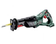Scie sabre METABO SSE 18 LTX BL sans batterie ni chargeur + coffret MetaBox - 602267840