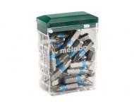 Boîte d'embouts PZ2 SP 25 pièces METABO - 626711000