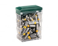 Boîte d'embouts T25 SP 25 pièces METABO - 626713000