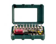 Assortiment d'embouts Torx SP 32 pièces METABO - 626709000