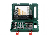Assortiment embouts + forets + douilles SP 86 pièces METABO - 626708000
