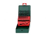 Coffret de foret METABO HSS-R - 19 pièces - 627151000