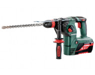 Marteau perforateur burineur METABO - KHA 36 LTX 2 x 5,2 Ah Li-Power, ASC 145, coffret - 600795650