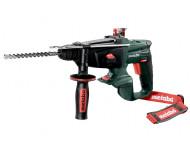 Marteau METABO - KHA 18V - LTX Pick+Mix (sans batterie ni chargeur), coffret Metaloc - 600210840