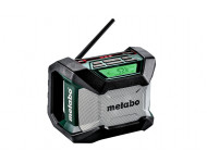 Radio chargeur R 12-18 BT Pick+Mix METABO (sans batterie ni chargeur) - 600777850