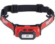 Lampe frontale compacte USB L4HL-201 MILWAUKEE - 4933459443