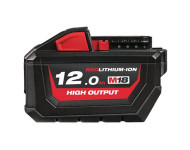 Batterie 18V 12Ah High Output M18 HB12 MILWAUKEE - 4932464260