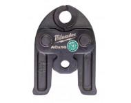 Mâchoires pour pinces à sertir Force Logic J12 - ACZ 16 MILWAUKEE - 4932459389
