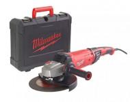 Meuleuse AGVKB 24-230 EKX DMS Kit MILWAUKEE 2400W 230 mm - 4933471465
