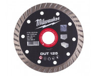 Disque diamant universel MILWAUKEE DUT Ø125 mm - 4932399527