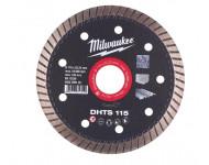 Disque diamant DHTS 115 mm MILWAUKEE - 4932399145