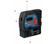 Laser 5 points GPL 5 - BOSCH Professional - 0601066200