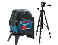 Laser GCL 2-15 BOSCH - point et ligne - trépied BT150 - 06159940FV