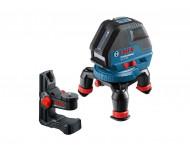 Laser en croix BOSCH GLL 3-50 + Support BM1 en coffret L-Boxx - 0601063802