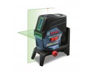 Laser combiné BOSCH GCL 2-50 CG Professional + Batterie 12V, chargeur + Support RM2 - 0601066H00