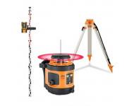 Pack laser maçon FL190A + trépied + mire GEO FENNEL - 292190-S01