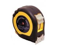 Mètre à ruban bi-matière ralentisseur VOLA SNC - 5m x 25mm - sélection ABCD - 162525G