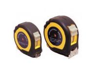 Mètre à ruban bi-matière ralentisseur VOLA SNC - 8m x 25mm - sélection ABCD - 162825G